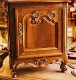 Chevet lorrain (style Aubriot 17ème siècle)