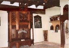 Crédence gothique - propriété privée