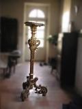 Torchère style Louis XIV - haut 1.83 m