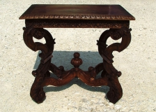 Table de chasse - style Louis XIV