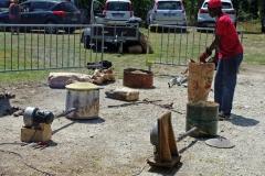 L'installation de fonderie
