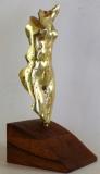 ANTIKA - 46 * 17 cm - Bronze à la cire perdue - Année 2016