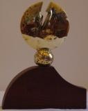 FRACTURE - 31 cm - Bronze à la cire perdue - Année 2013