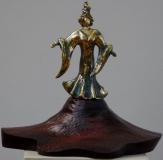 TURANDOT - 31 cm - Bronze à la cire perdue - Année 2014